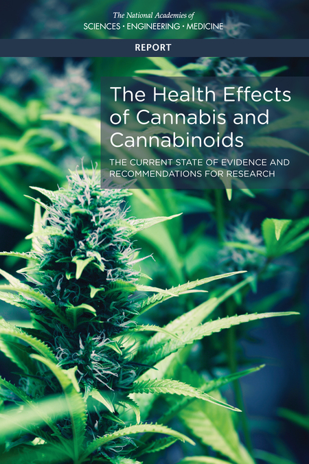 Health Effects of Cannabis... National Academies